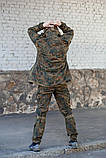 Костюм тактический Горка 3 камуфляж флектарн, фото 6