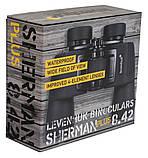 Бинокль Levenhuk Sherman PLUS 8x42, фото 10