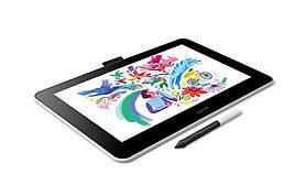 Монитор-планшет Wacom One 13 Белый (DTC133W0B)