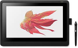 Монитор-планшет Wacom Cintiq 16 FHD Черный (DTK1660K0B)