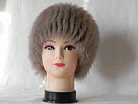 Женская зимняя меховая шапка (код 8090)