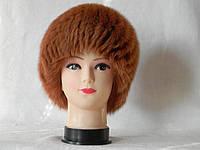 Женская зимняя меховая шапка (код 8087), фото 1