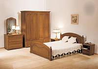 Спальня из натурального дерева ЭЛЬЗА Гарнитур для спальни Мебель для спальни Разные цвета Элеонора стиль