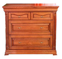Комод прикроватный деревянный Элеонора нова большой классика бренда Элеонора стиль Разные цвета, фото 1