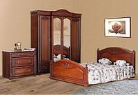 Спальня из натурального дерева ЭЛИЗАБЕТ Гарнитур для спальни Мебель для спальни Разные цвета Элеонора стиль