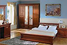 Спальня из натурального дерева ЭЛЕОНОРА Гарнитур для спальни Разные цвета Элеонора стиль