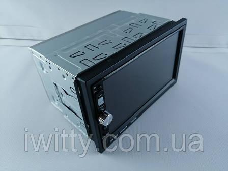 """Автомобильная магнитола Pioneer 7022 CRB   7"""" Экран, фото 2"""