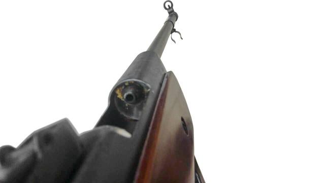 Пневматическая винтовка SPA B4 с открытым затвором