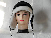 Женская зимняя меховая шапка (код 1122)