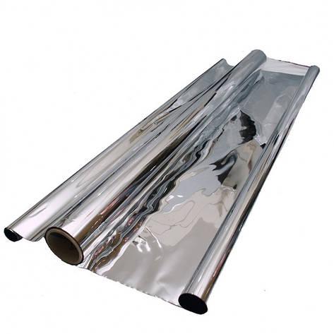 Светоотражающая пленка Ultra Silver Mylar  10м, фото 2