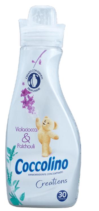 Кондиционер для белья Coccolino Violaciocca&Patchouli 750 мл