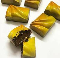 Прямоугольник поликарбонатная форма для шоколадных конфет, фото 1