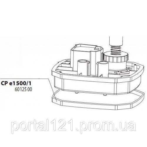 Запасна частина JBL ущільнювальна прокладка фільтра Е 1500.