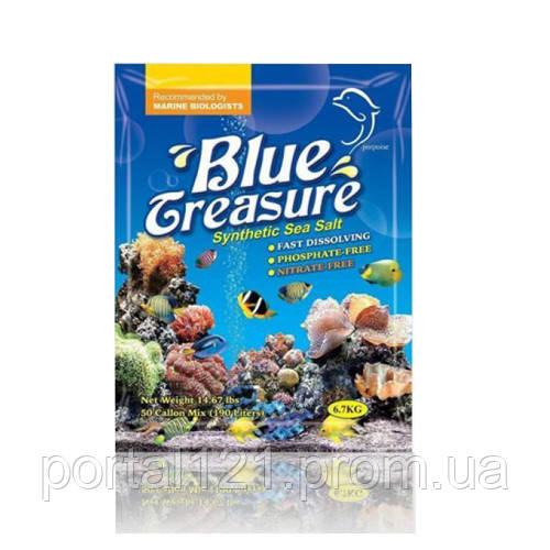 Морская соль Blue Treasure Aquaculture, 6.7 кг