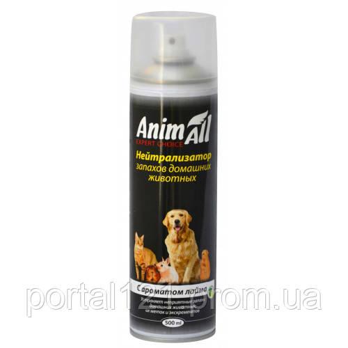 Нейтрализатор запаха AnimAll домашних животных, 500 мл