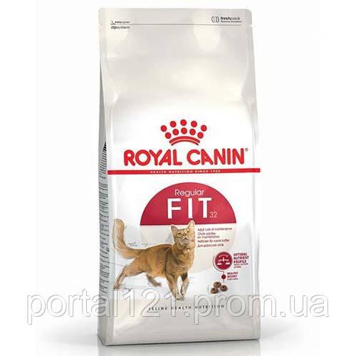 Сухой корм Royal Canin Fit 32 для кошек, 4 кг