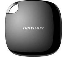 Накопичувач зовнішній USB SSD 120GB Hikvision HS-ESSD-T100I Black (HS-ESSD-T100I(120G))