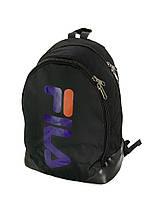 Рюкзак городской стильный качественный Fila, цвет черный, фото 1