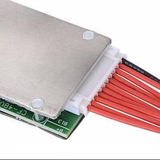PCM 36V плата защиты 10S 16A/16A (разряд/заряд) для Li-po/Li-ion, фото 2