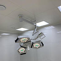 Бестеневая светодиодная операционная лампа YD-02-LED3