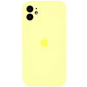 "Чохол Silicone Case Full Camera Protective (AA) для Apple iPhone 11 (6.1 "")"