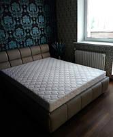 Двуспальная кровать Signal Bolonia 160X200 Капучино (BOLONIA160CACH)