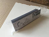95*43*4 мм Лопатка графитовая для вакуумного насоса Беккер VT 3.40 90135200007, фото 6