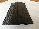 55 х 25 х 4 мм Лопатка графитовая для вакуумного насоса Busch SD/SV 1006 B 722000065, фото 4
