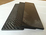 55 х 25 х 4 мм Лопатка графитовая для вакуумного насоса Busch SD/SV 1006 B 722000065, фото 10