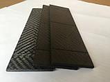 100*29,8*3,75 Лопатка пластиковая для вакуумного насоса Лопатки для Busch R5 0025 722000270, фото 4