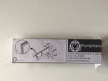 55-21,5-4 Лопатка пластиковая для вакуумного насоса Becker U10 / U3.10 90052500004