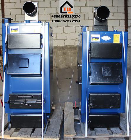 Котел длительного горения Idmar GK-1 мощностью 31 кВт, фото 2