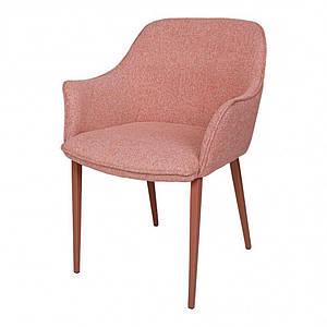 Обеденное кресло MILTON (Милтон) терракот от Nicolas, текстиль