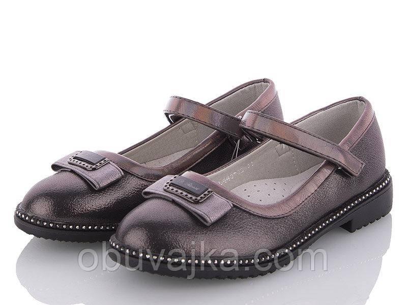 Подростковые туфли для девочек от производителя KLF - Bessky(30-37)