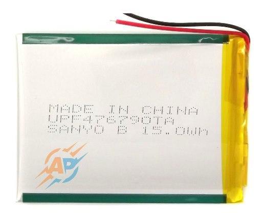 Аккумулятор 4050mAh 3.7v 446691 для планшетов и электронных книг