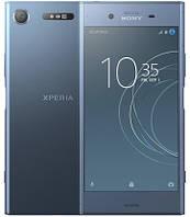 "Смартфон Sony Xperia XZ1 Moonlit Blue 4/64GB, 1SIM, 19/13Мп, 2700 мАh,5.2"" IPS, Snapdragon 835"