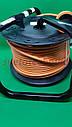 Удлинитель на катушке 25 метров, выносная розетка, сечение провода 2х1,5 мм², с  термозащитой, фото 3