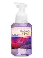 Жидкое мыло-пена для рук Blackberry & Basil Bath and Body Works