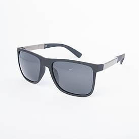 Черные мужские поляризационные очки - 2023
