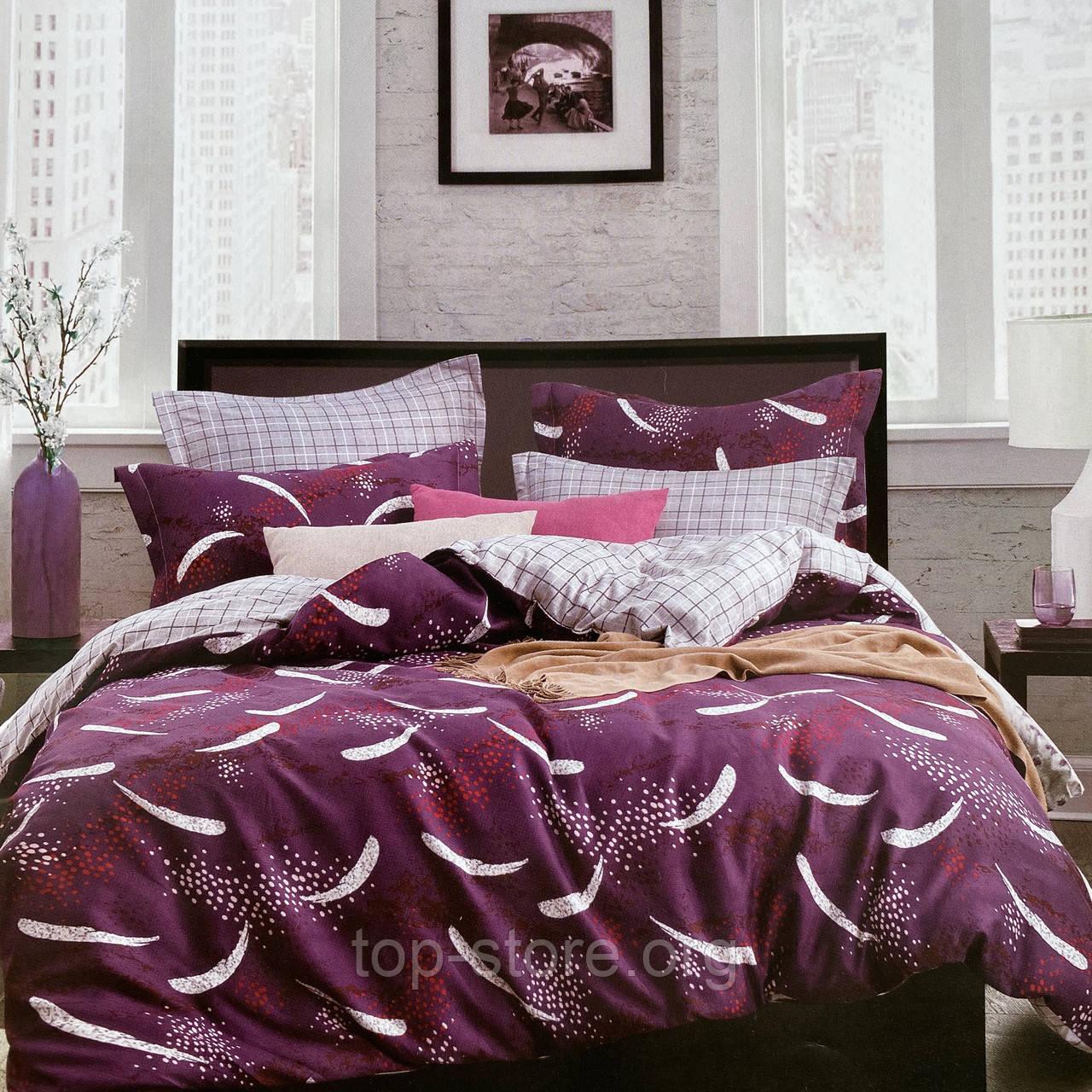 Комплект постельного белья Размер полуторный   Постельное белье Фланель ( Байка)