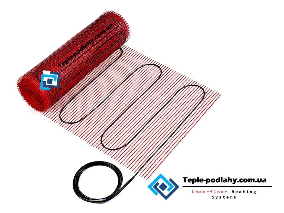 Тонкий мат для обогрева пола FLEX EHM - 175 -1м -0.5м2 -87.5 Вт