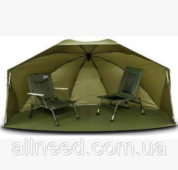 Палатка туристическая зонт Elko 60IN OVAL BROLLY карповая палатка, палатка для рыбалки