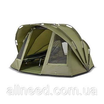 Палатка для зимней рыбалки Elko EXP 3-mann Bivvy карповая палатка треместная