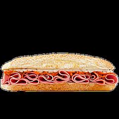 """Сендвич «Сеул» с ветчиной и горчичным соусом TM """"City Food"""" 240г"""
