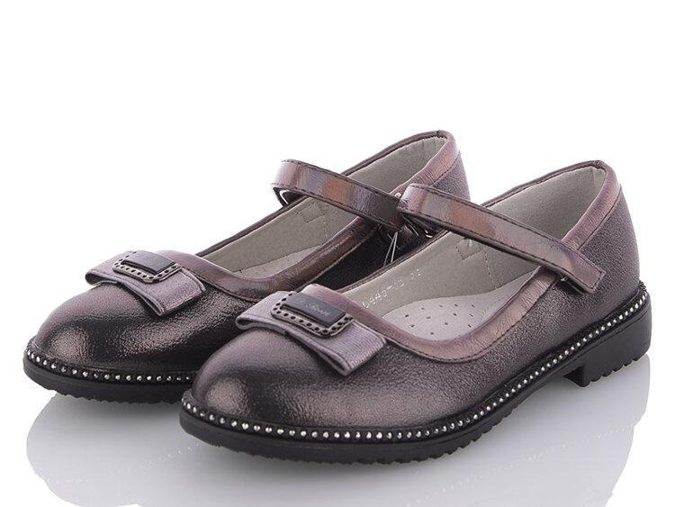 Детские туфли оптом, 30-37 размер, 8 пар, KLF
