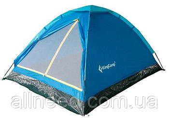 Палатка KingCamp Monodome 2 blue
