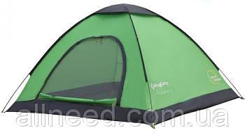 Палатка двухместная KingCamp Modena 2(KT3036) (green) палатка для кемпинга