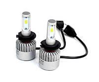 Автолампи LED S2 H7. LED лампи для автомобілів. Автомобільні лампи., фото 1
