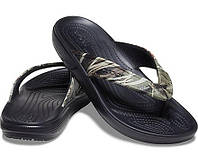 Crocs Classic II Realtree® Flip оригинал США M13 48-49 (30 см) вьетнамки шлепки  крокс original вьєтнамки