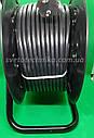Удлинитель на катушке 30 метров SVITTEX, сечение провода 2х2,5 мм² с  термозащитой, фото 3